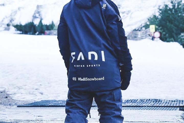 El Snowboard está de moda