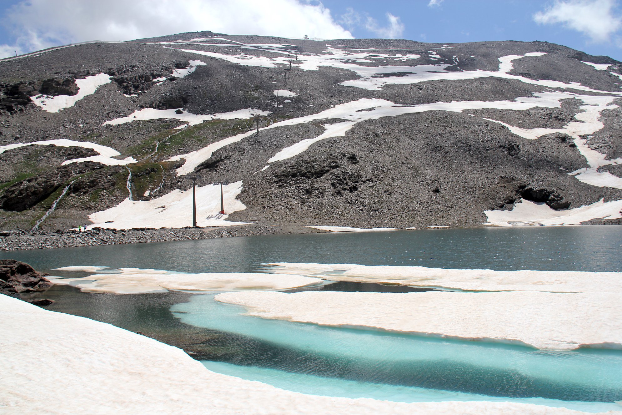 Sierra Nevada abrira su temporada estival el 18 de junio