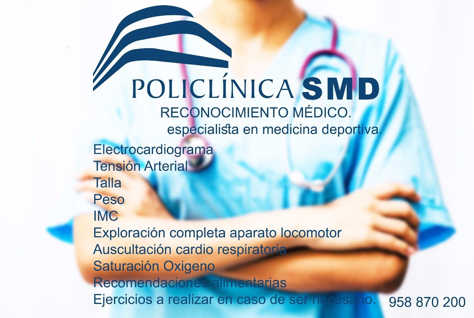 La FADI y SMD continúan con su acuerdo de colaboración para facilitar los reconocimientos médicos de los deportistas