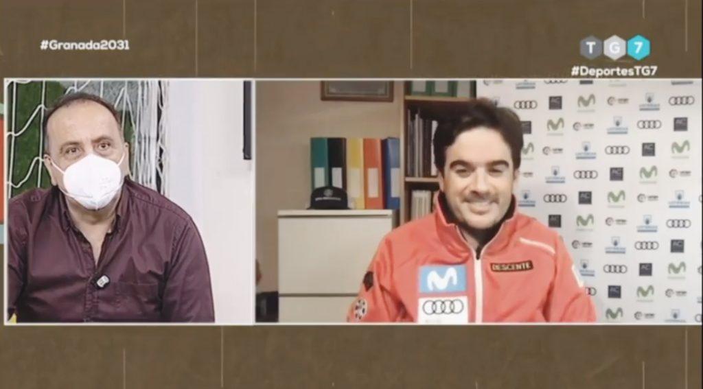 Espacio FADI en DeportesTG7| El pasado jueves Javier Espina y Pedro Lara repasaban, como cada semana, la actualidad del deporte blanco en Andalucía.
