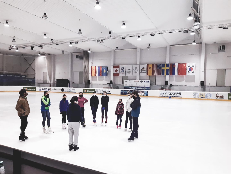 FADI vuelve al hielo en Granada.