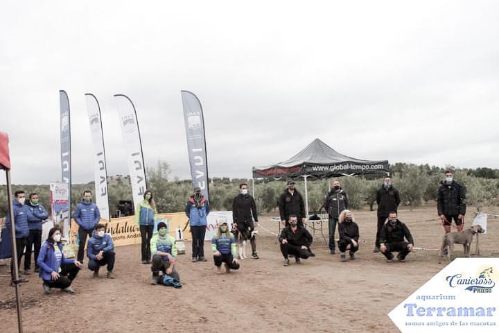 Campeonato de Andalucía de Mushing Tierra Open Ciudad de Priego