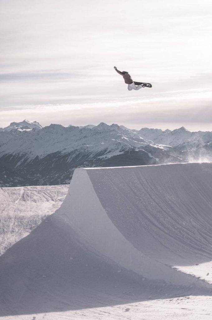 Josito Aragón estará en los mundiales de snowboard y freestyle, en Aspen EE.UU.