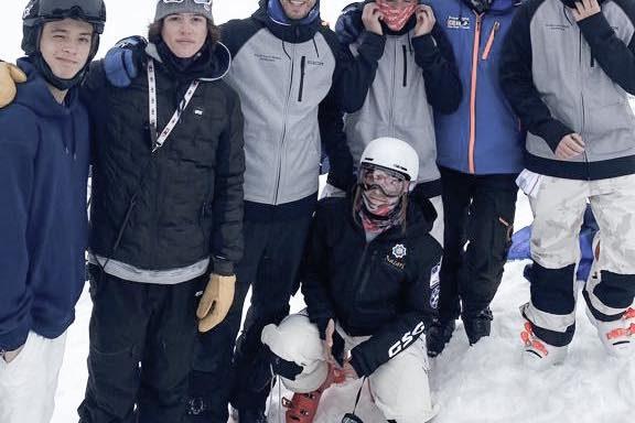 Una joven selección andaluza, viajo a Airolo (Suiza) para participar en la Copa de Europa de Baches.