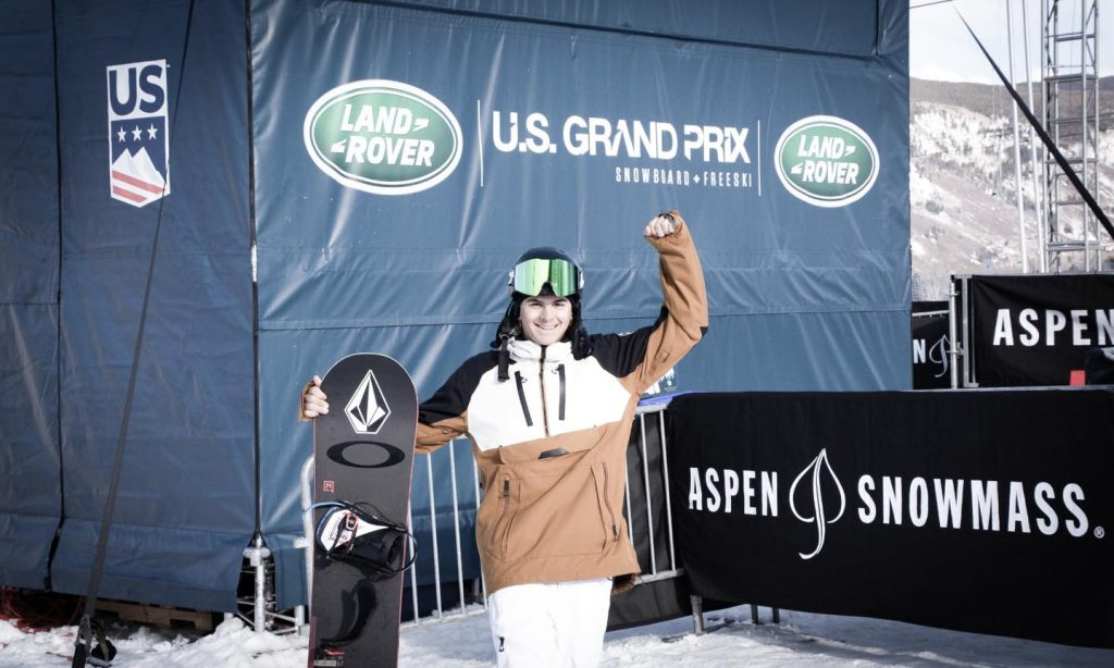 Hoy Josito Aragón estará en las Qualis del Mundial de Snowboard en ASPEN 🏂