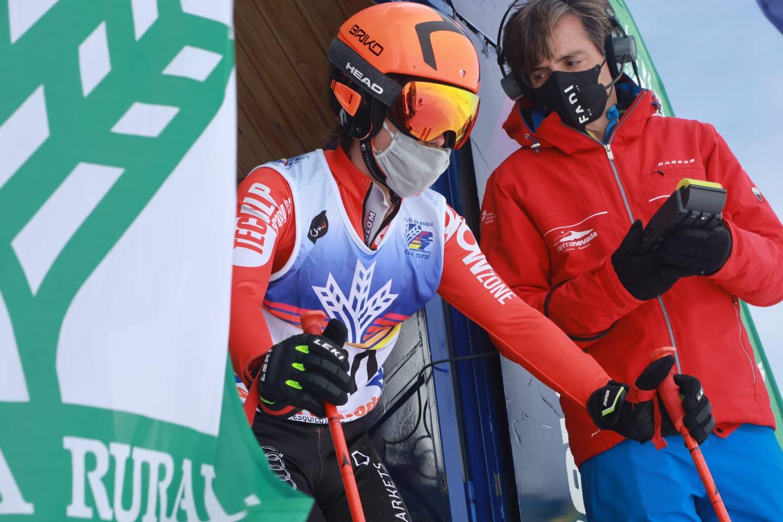 Ayer finalizaba el XIII Trofeo @esquicajarural con dos grandes jornadas de competición.