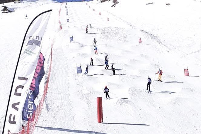 En marcha el Trofeo Reyes Santa Olalla organizado por el Club Esqui Monachil Sierra Nevada