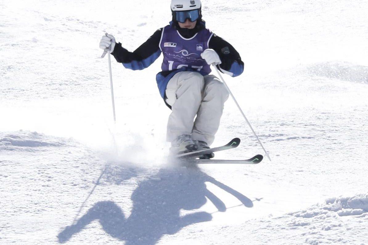 Finaliza un gran fin de semana, con las dos carreras organizadas por el Club Esqui Monachil Sierra Nevada.