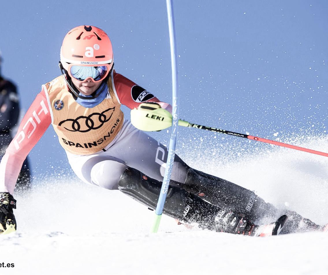 Cierre de Campeonatos de España de esquí Alpino U14 U16 en la Molina.