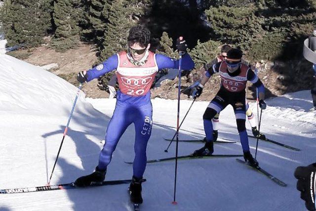 Los deportistas granadinos regresan de Belagua con varios podiums