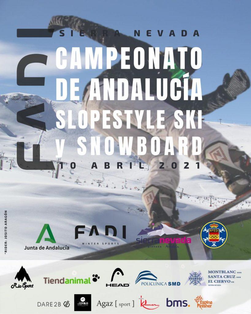 ¡El próximo martes día 30 más competición y espectáculo en Sierra Nevada!