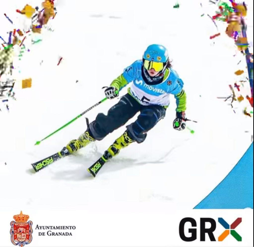 El Ayuntamiento de Granada hace un reconocimiento a los deportistas Granadinos, que destacaron en el deporte blanco