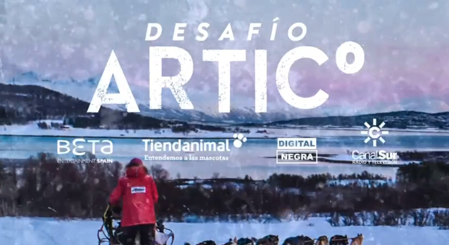 Este fin de semana, en Sierra Nevada, presentaba una nueva edición de Desafío Ártico.