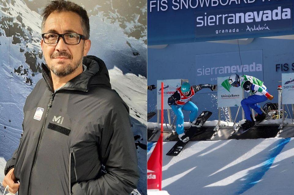 Santiago Sevilla recibe el FIS Journalist Award