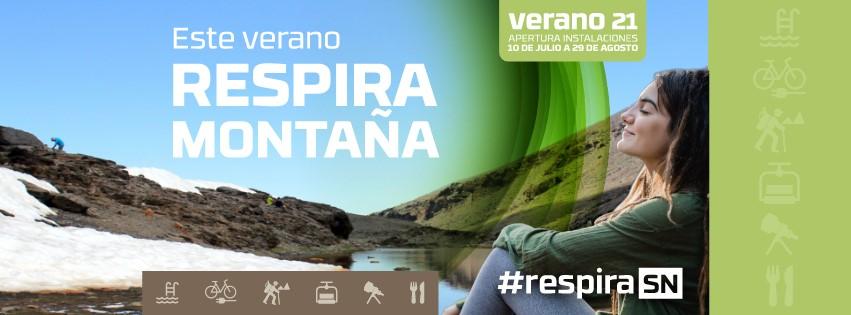 Este sábado, Sierra Nevada abre temporada de verano