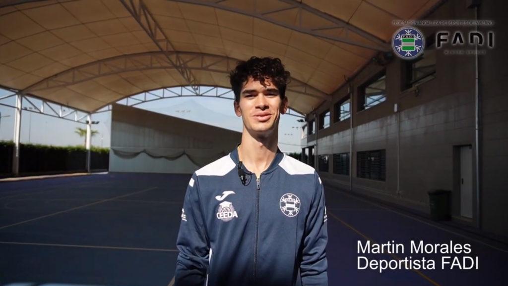 Hablamos con Martín Morales, y su preparador físico Jorge Ruiz