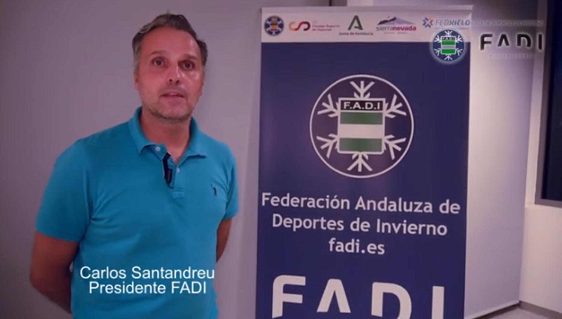 Jornada Técnicos y Directiva FADI 2021